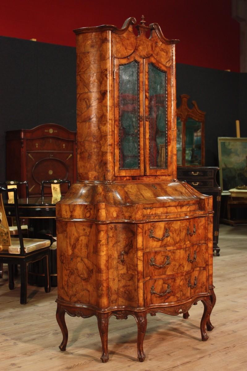 antiquariato milanese e i mobili di origine lombarda