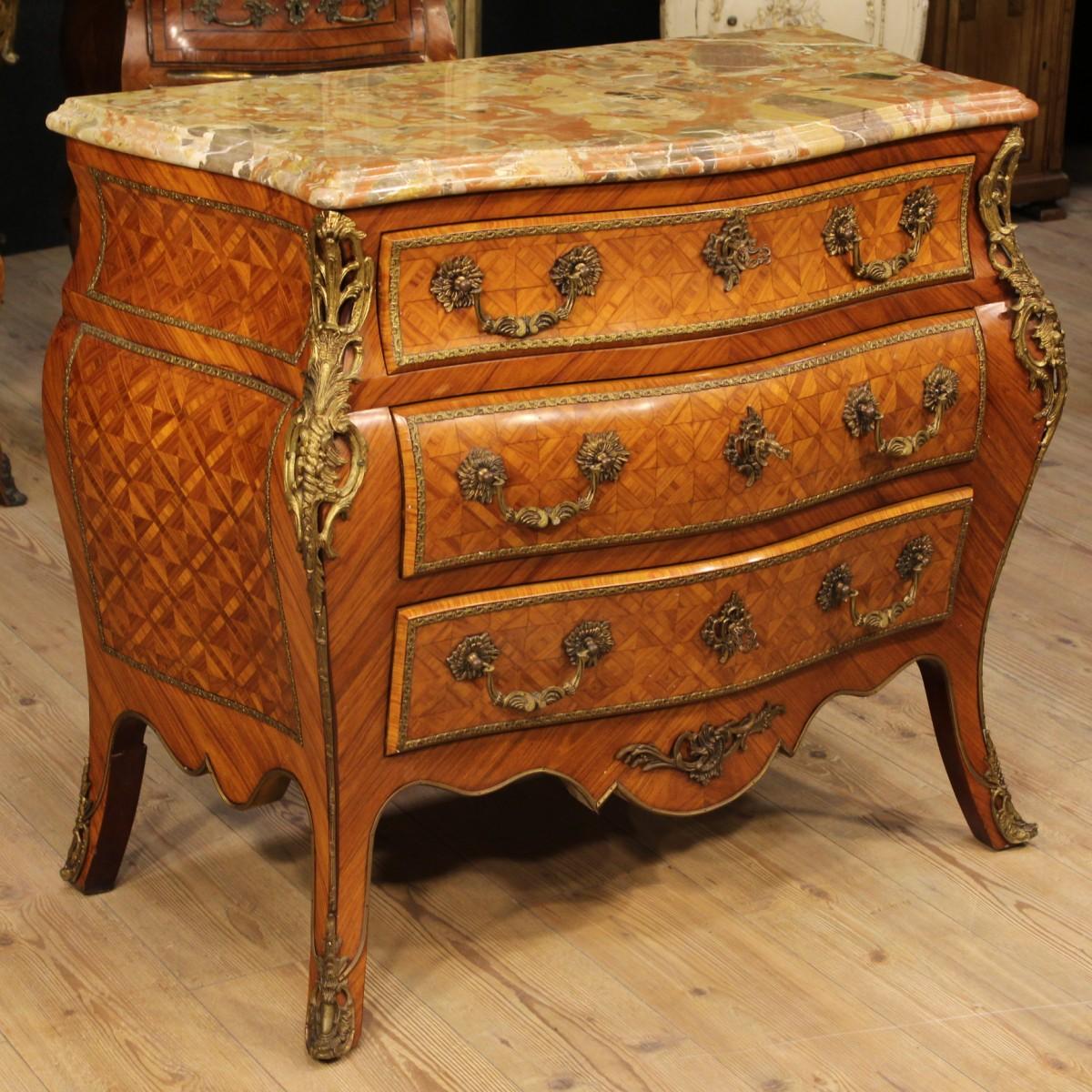 Caratteri distintivi dei mobili in stile luigi xv - Mobili in stile francese ...