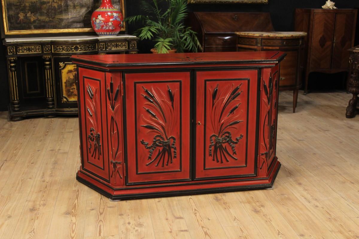 Mobili antichi laccati e dipinti a mano chinoiserie for Acquisto mobili antichi napoli