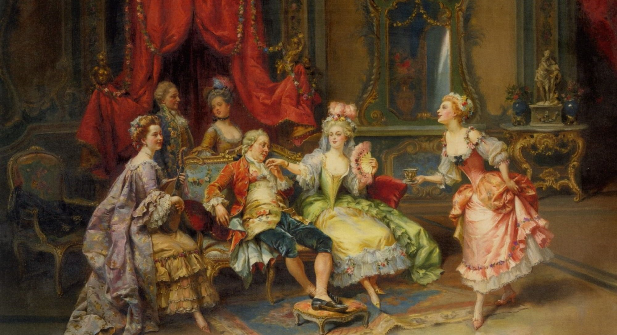 Sedie Ottocento Francese : Caratteri distintivi dei mobili in stile luigi xv