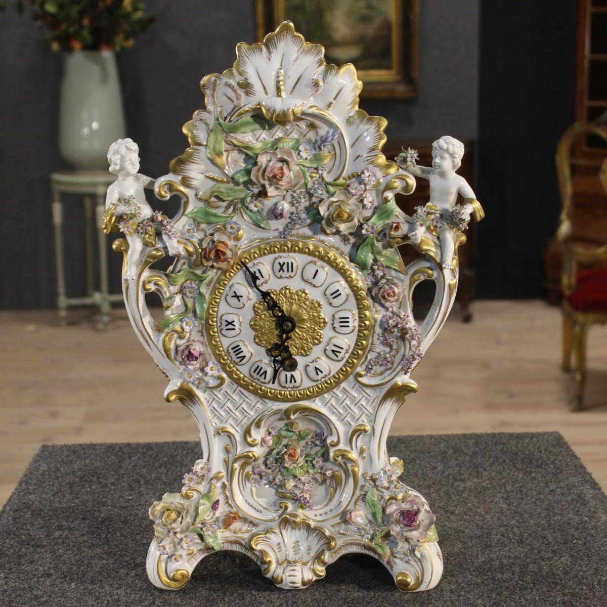 Orologi antichi nell 39 arredamento - Orologio a pendolo da tavolo ...