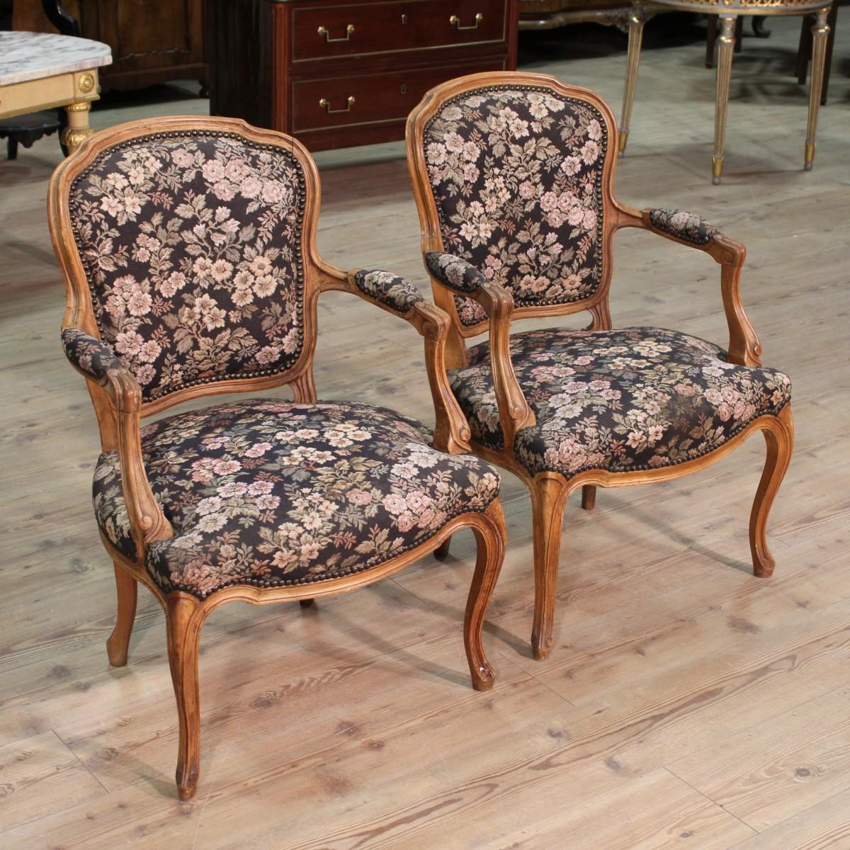 Caratteri distintivi dei mobili in stile luigi xv - Tappezzare una sedia ...