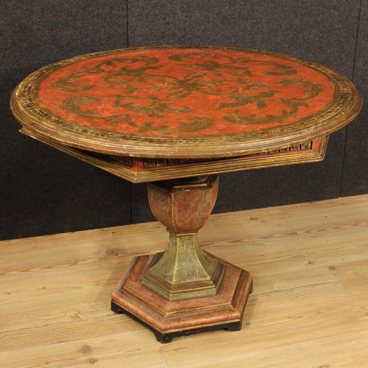 Tavoli Antichi Da Cucina Con Marmo.Dizionario Del Mobile Antico