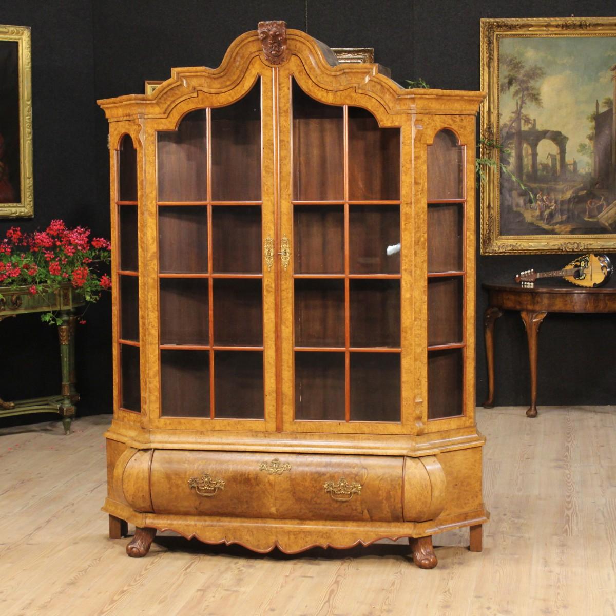 fascino e innovazione nel design dei mobili antichi olandesi
