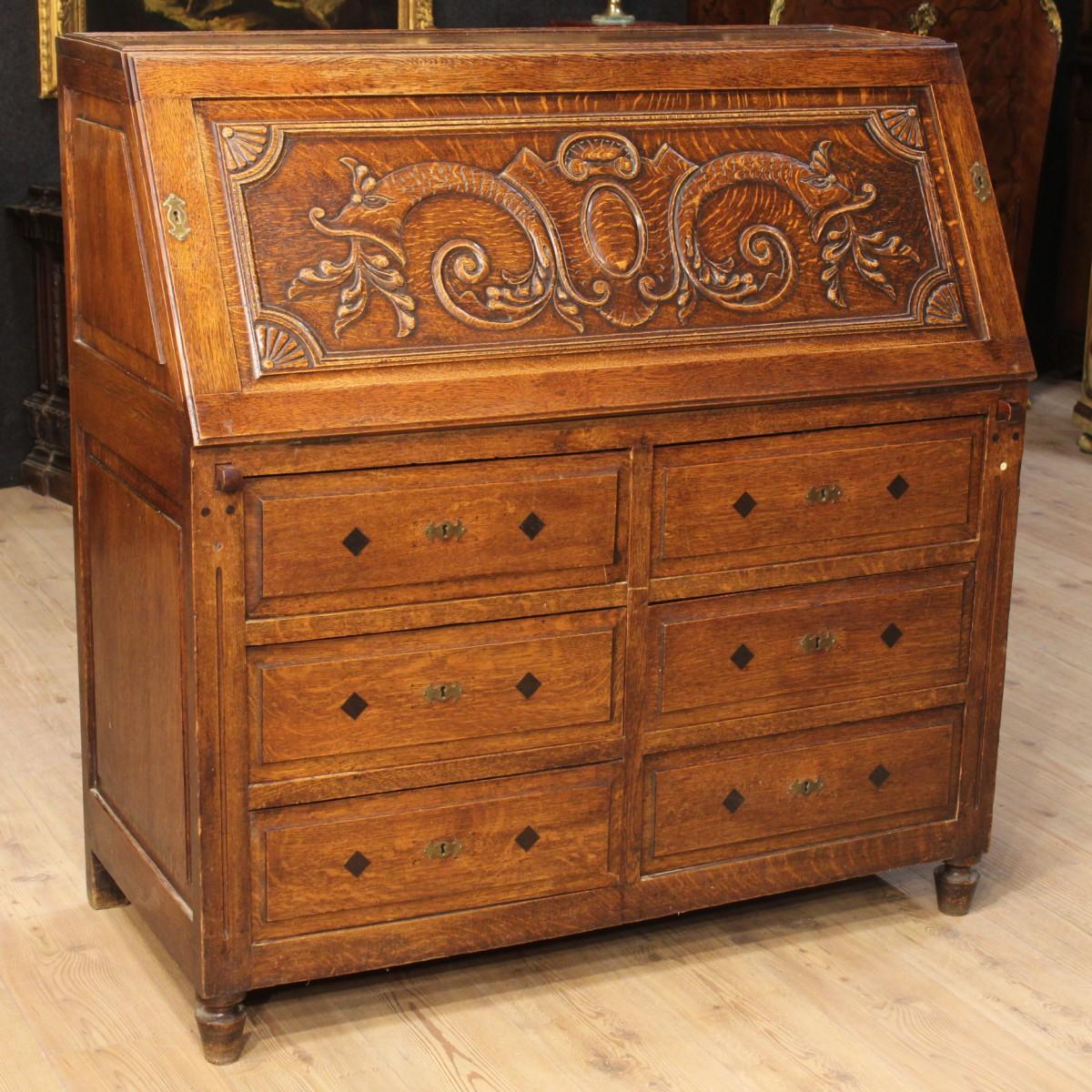 Fascino e innovazione nel design dei mobili antichi olandesi - Mobili antichi milano ...