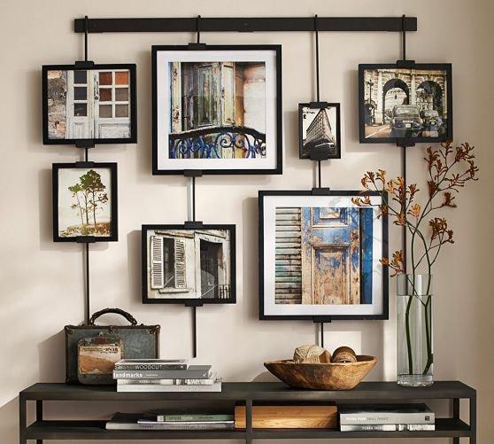 Idee per arredare casa con i quadri antichi e moderni for Una cornice di case