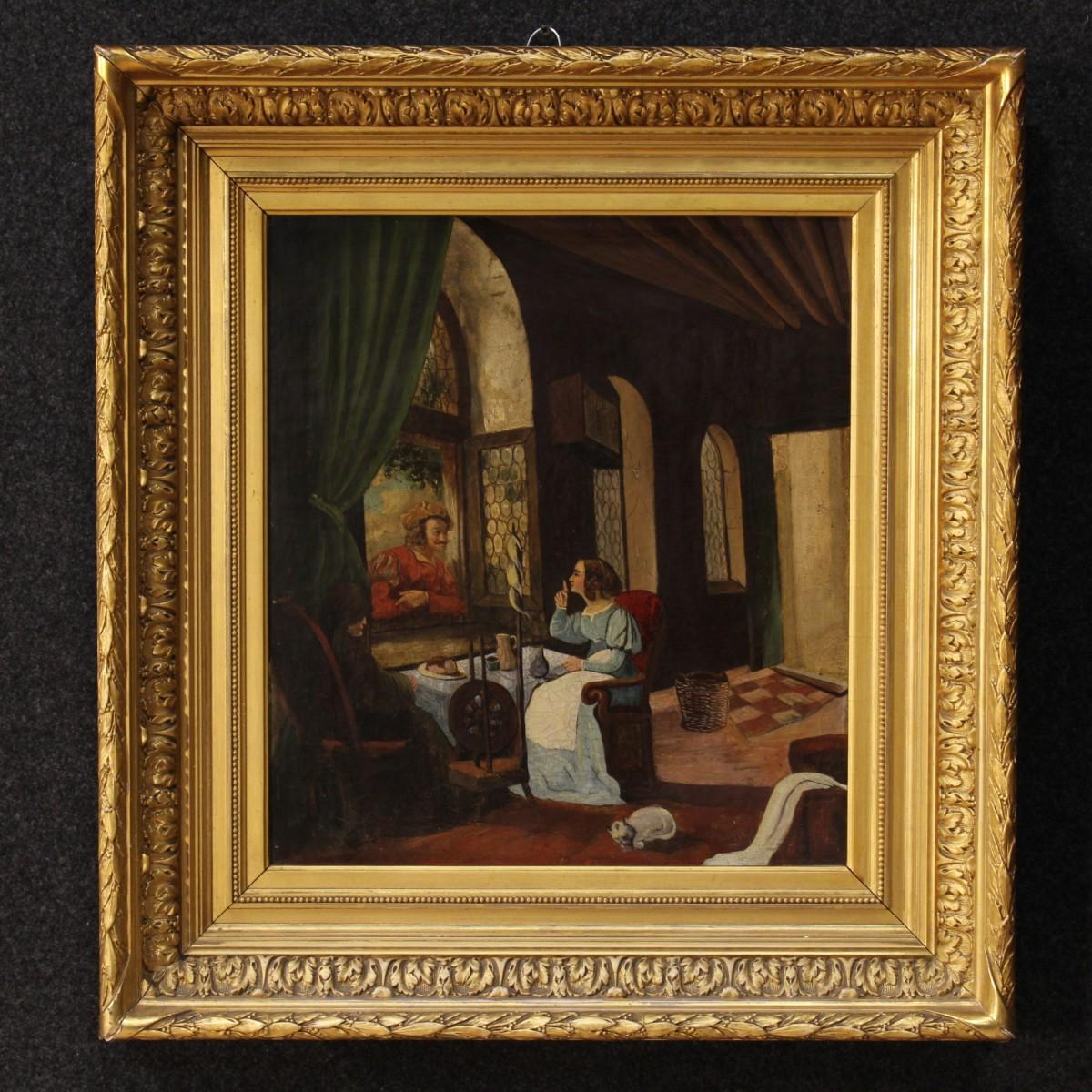 Idee per arredare casa con i quadri antichi e moderni