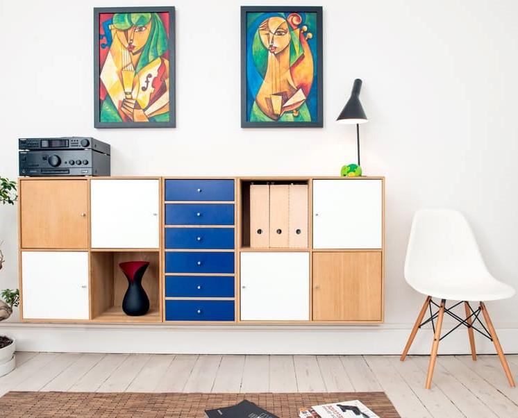 Idee per arredare casa con i quadri antichi e moderni for Arredamento lussuoso