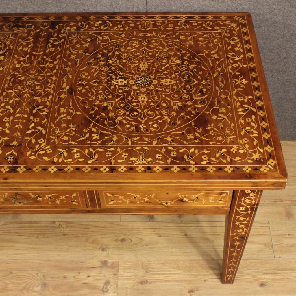 I mobili intarsiati una tradizione antica - Centro italiano mobili ...