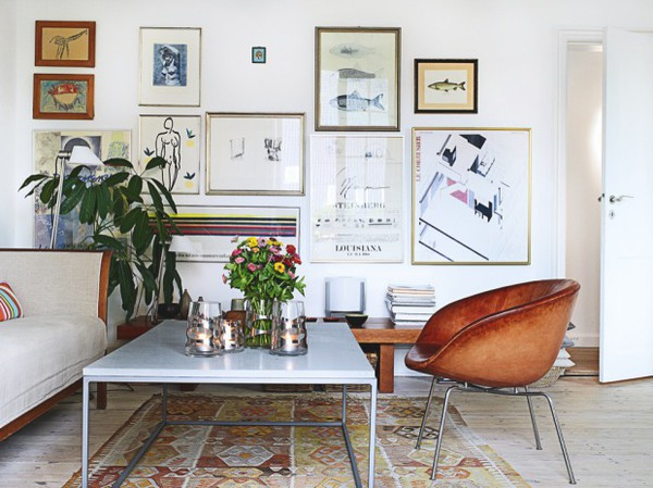 Arredamento Antico Con Moderno : Arredare con stile: dipinti antichi per case moderne