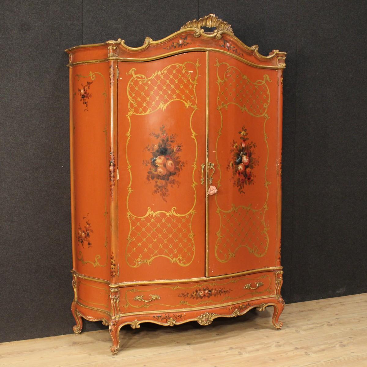 Originalit in casa i mobili antichi laccati - Mobili camera da letto usati ...