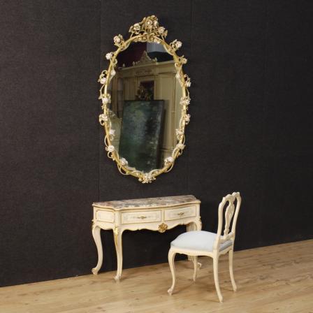 Le specchiere antiche storia ed evoluzione - Gioco specchio da decorare ...