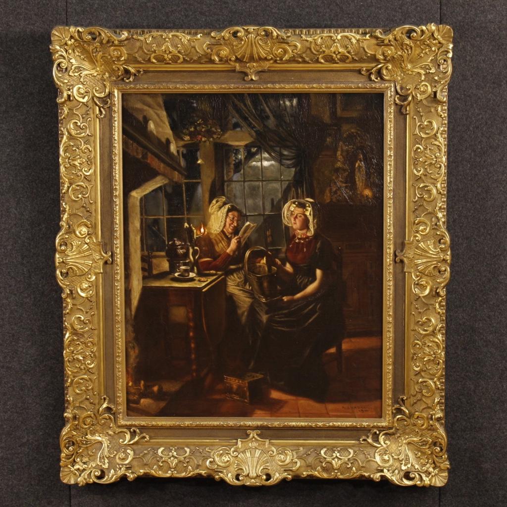 Il ritratto e la sua evoluzione dall 39 umanesimo alla modernit for Pittura per interni prezzi