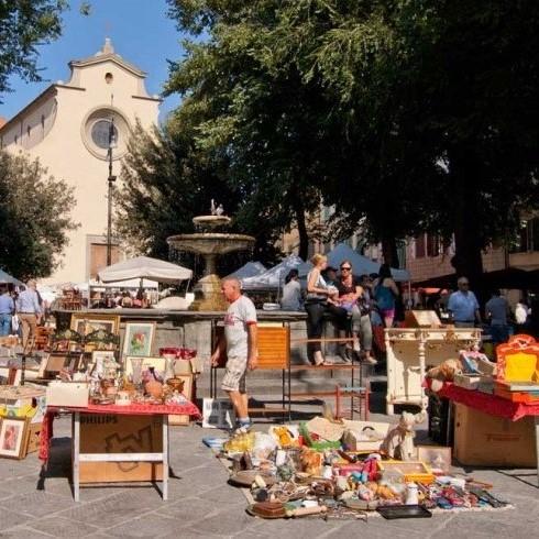 Negozi e mercatini d 39 antiquariato a firenze - Mercatini vintage veneto ...